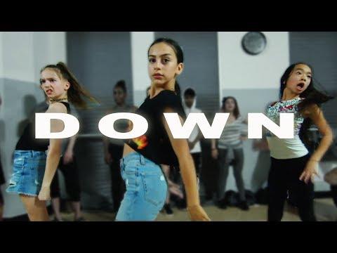 """DOWN"" - Fifth Harmony ft Gucci Mane Dance PT 2 | Matt Steffanina Choreography"