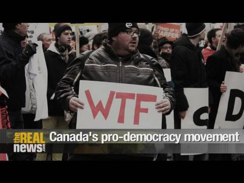 Canada's Pro-Democracy Movement