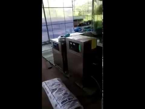 ozone generator for fish farm
