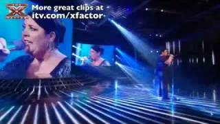 Mary Byrne sings All I Want Is You - The X Factor Live Show 8 (Full Version) Mary Byrne All I