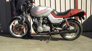 Suzuki GS650G 1981 Model