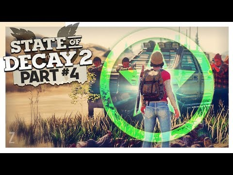 FAST INFLUENCE POINTS!   State of Decay 2 Co-Op Gameplay (Part 4)