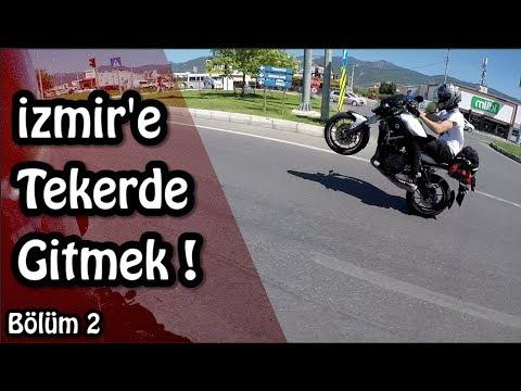 İzmir'e Tekerde Gitmek !   Mervan'la İzmir Buluşması   Bölüm #2