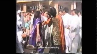 ahsan khan wedding