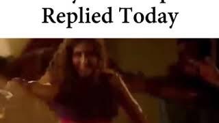 Anil kapoor replayed To nana