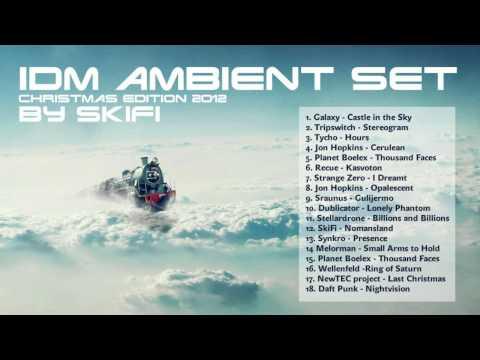 Ambient IDM mix - FAR TO REACH (vol.3) christmas edition 2012 by SkiFi
