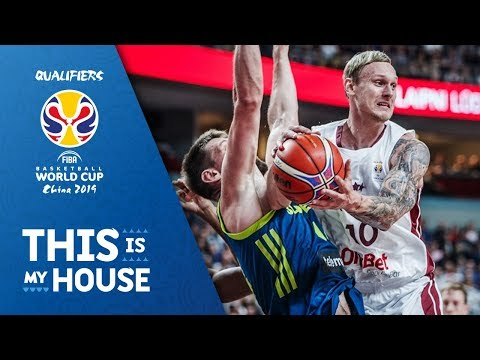 Latvia v Slovenia - Highlights - FIBA Basketball World Cup 2019 - European Qualifiers