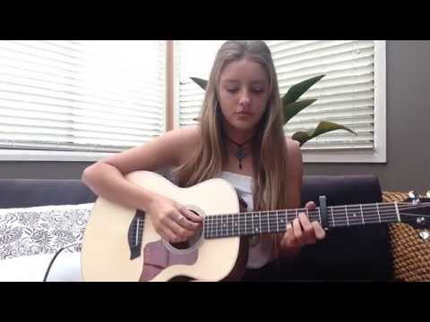 Talk Is Cheap - Chet Faker - ACOUSTIC Cover by Jacinta Counihan