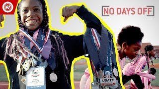 Homeless Shelter to Jr. Olympic Track Stars | No Days Off