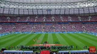 מונדיאל 2018: ערב הסעודית נגד רוסיה 5:0