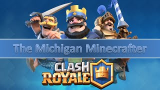 JOINING A CLAN! | Clash Royale! #3