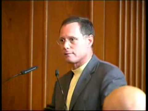 JASON BEGHE Speaks at the Hamburg Anti Scientology Conference (1 of 4)