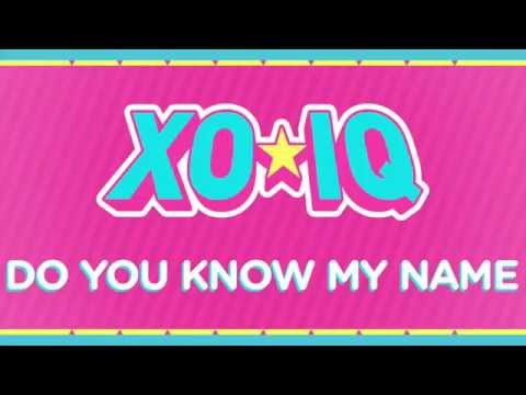 XO-IQ - Do You Know My Name [Official Audio | From the TV Series Make It Pop]
