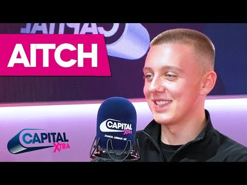 Aitch Reveals How He Copes With Being Famous  Capital XTRA