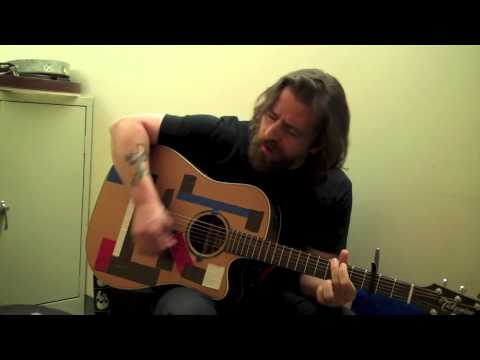 A-Sides with Jon Chattman: Sean Rowe Performs & Discusses