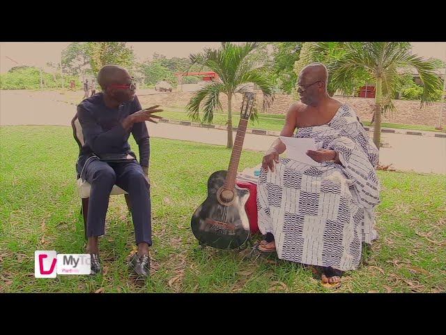 My Top Ten Episode 10b - Part two of #thegrandfinale with music legend Agya Koo Nimo on Springboard
