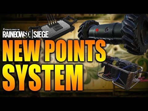 Rainbow Six Siege - In Depth: NEW POINTS SYSTEM