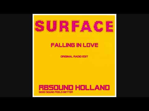 Surface - Falling In Love (HQsound) Original Radio Edit