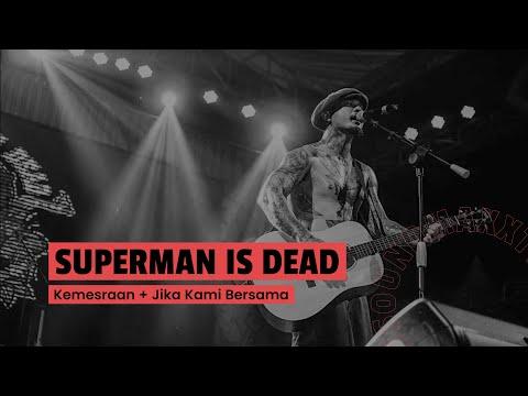 [HD] Superman Is Dead - Kemesraan X Jika Kami Bersama (Live at Soundsations 2018)