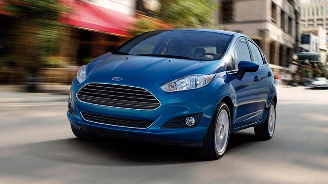 Ford Fiesta 2014 a prueba  Autocosmos  YouTube