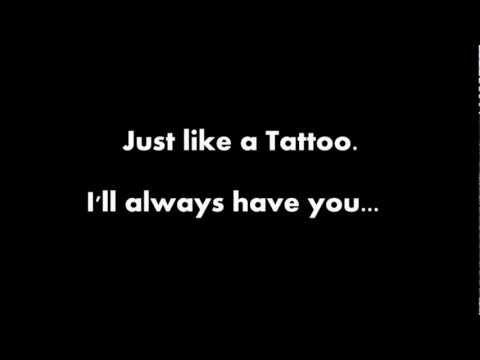 Jordin Sparks Tattoo lyrics!
