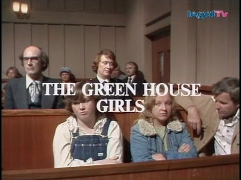 Crown Court  The Green House Girls 1978
