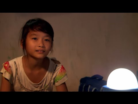 Philips Gift of Light Project - Lighting for Thanh Son in Vietnam