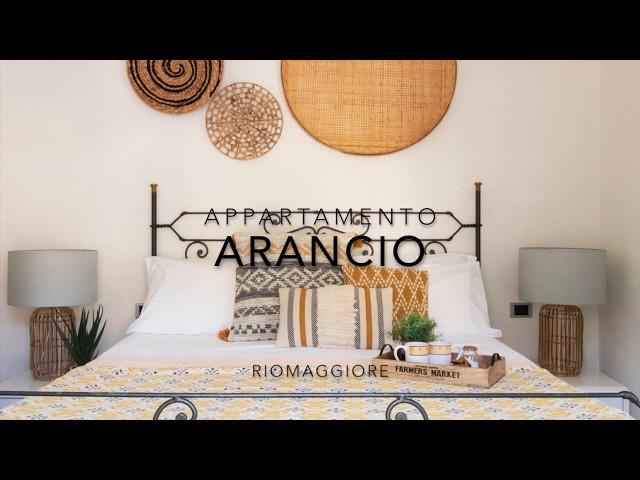 Appartamento Arancio | Home Staging per affitti brevi