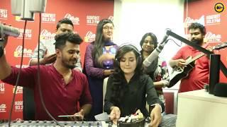 Musfiq R. Farhan with Sallha Khanom Nadia   Funny Interview   The RJ Farhan Show