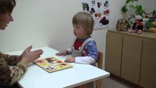 Особенности речевого развития ребенка с синдромом Дауна  Часть 2