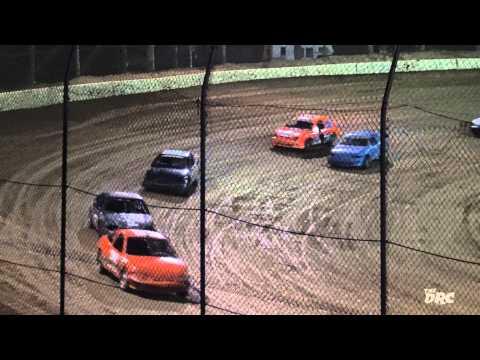 #KOC6 | Moler Raceway Park | 8.21.15 | Dirt Trackin' Presents The King of Compacts | Heat 2