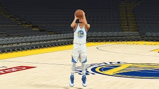 who is the best 3 point shooter in the curry family steph seth dell nba 2k17 three point contest