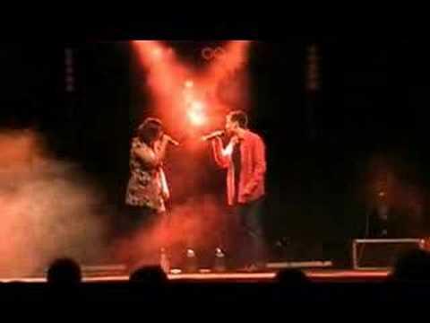 Concours de chant Vairée 2008 - Mel et Ben