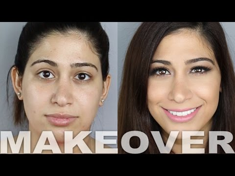 Airbrush Makeup Tutorial Makeover