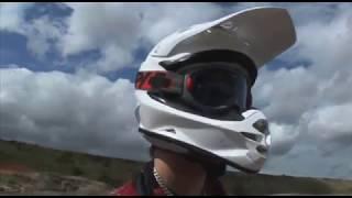 VFX-W Premium MX Helmet