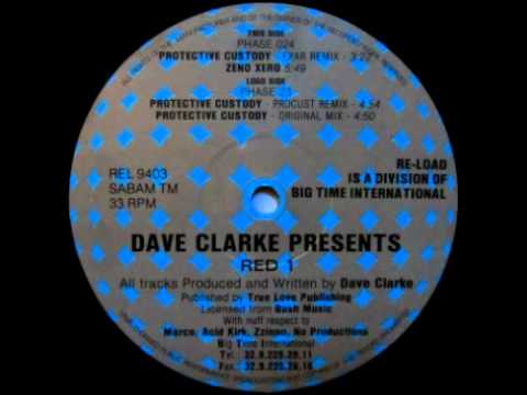 Dave Clarke - Red1 - Protective Custody (Original Mix)