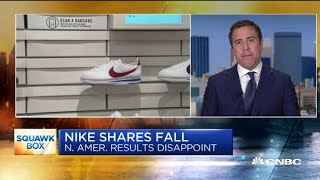 Why Nike Stock Traded Down Following Earnings Beat