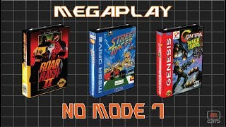 MegaPlay #4.04 - No Mode 7