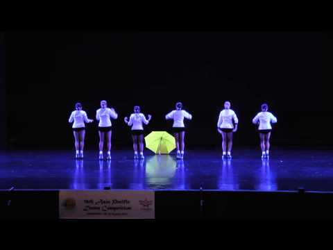2014 APDC Open Ensemble Tap   Singing In The Rain Remix