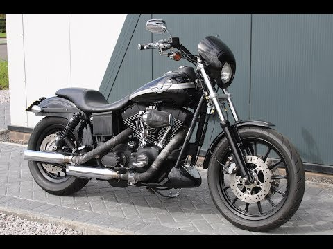 2003 harley davidson 100th anniversary dyna super glide sport wchd glasgow scotland youtube. Black Bedroom Furniture Sets. Home Design Ideas