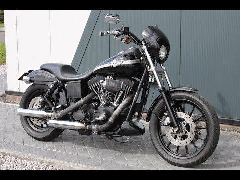 Harley Davidson Super Glide Sons Of Anarchy