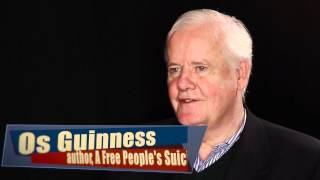 Os Guinness, author of A Free People's Suicide - Who is This Book For?