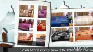 bollywood fashion jewelry ,Decorative home furnishing roon decor wall hangigng Thumbnail