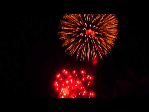 7-4-13 Flint Fireworks