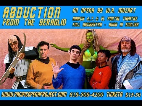 Pacific Opera Project's Abduction from the Seraglio