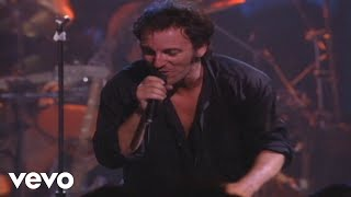 Bruce Springsteen - Roll of the Dice (from In Concert/MTV Plugged)