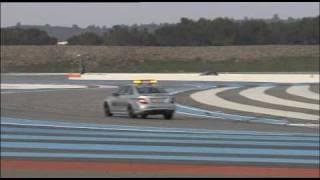 Mercedes Benz C63 AMG DTM Safety Car 2011 Videos