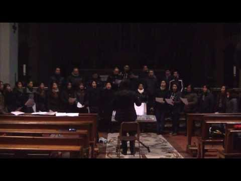 AWIT 150 (FR.RICHARD ELEAZAR) - SAN TOMASO CHOIR