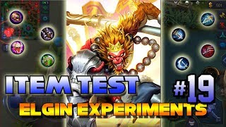 SUN ITEM TEST - ELGIN EXPERIMENTS #19 - WHAT WORKS WITH SUN\'S CLONES?
