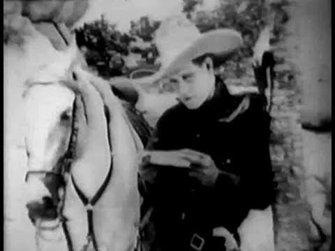 """""""Riders of the Law"""" (1922) starring Jack Hoxie"""